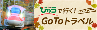 Go Toキャンペーン えきねっと びゅう国内ツアー